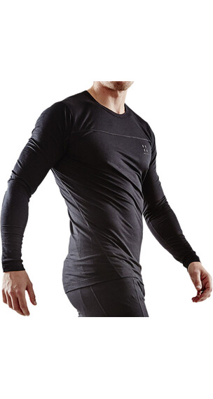 Haglöfs Actives Merino II M's Roundneck True Black
